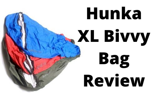 Hunka XL Bivvy Bag Review