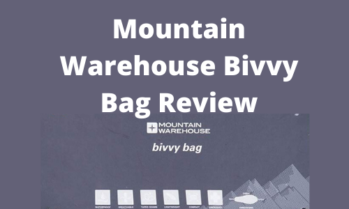 Mountain Warehouse Bivvy Bag Review