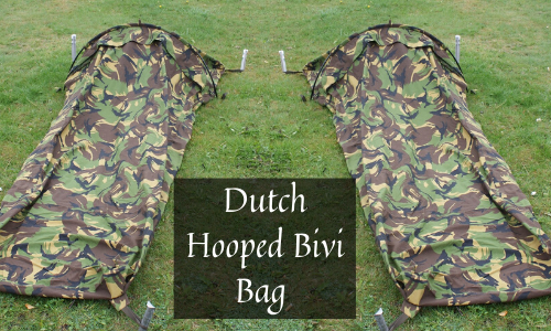 Dutch Hooped Bivi Bag Review