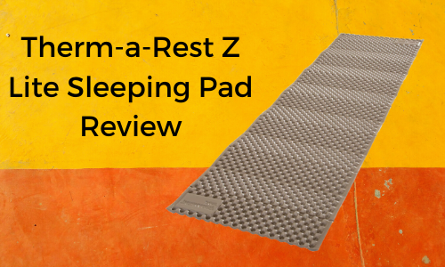 Therm-a-Rest Z Lite Sleeping Pad Review