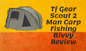 Tf Gear Scout 2 Man Carp Fishing Bivvy Review